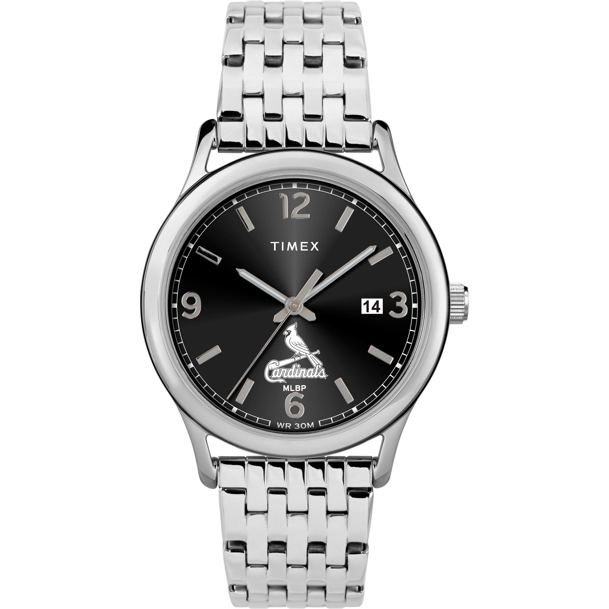St. Louis Cardinals Timex Women's Sage Watch - No Size