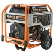 5802 - 10000 Watt Electric Start Portable Generator, 49 State