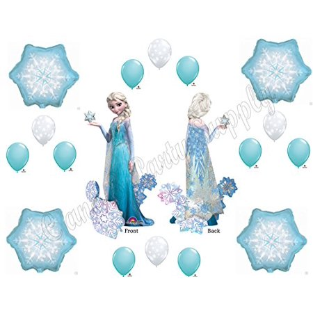 Winter Onederland Birthday Party Supplies (NEW! ELSA FROZEN AIRWALKER 57
