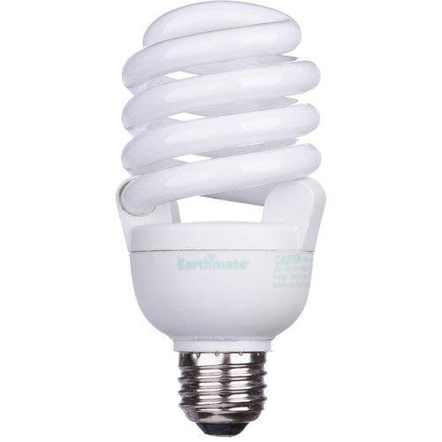 Earthmate 23W (2700K) Compact Fluorescent Light Bulb