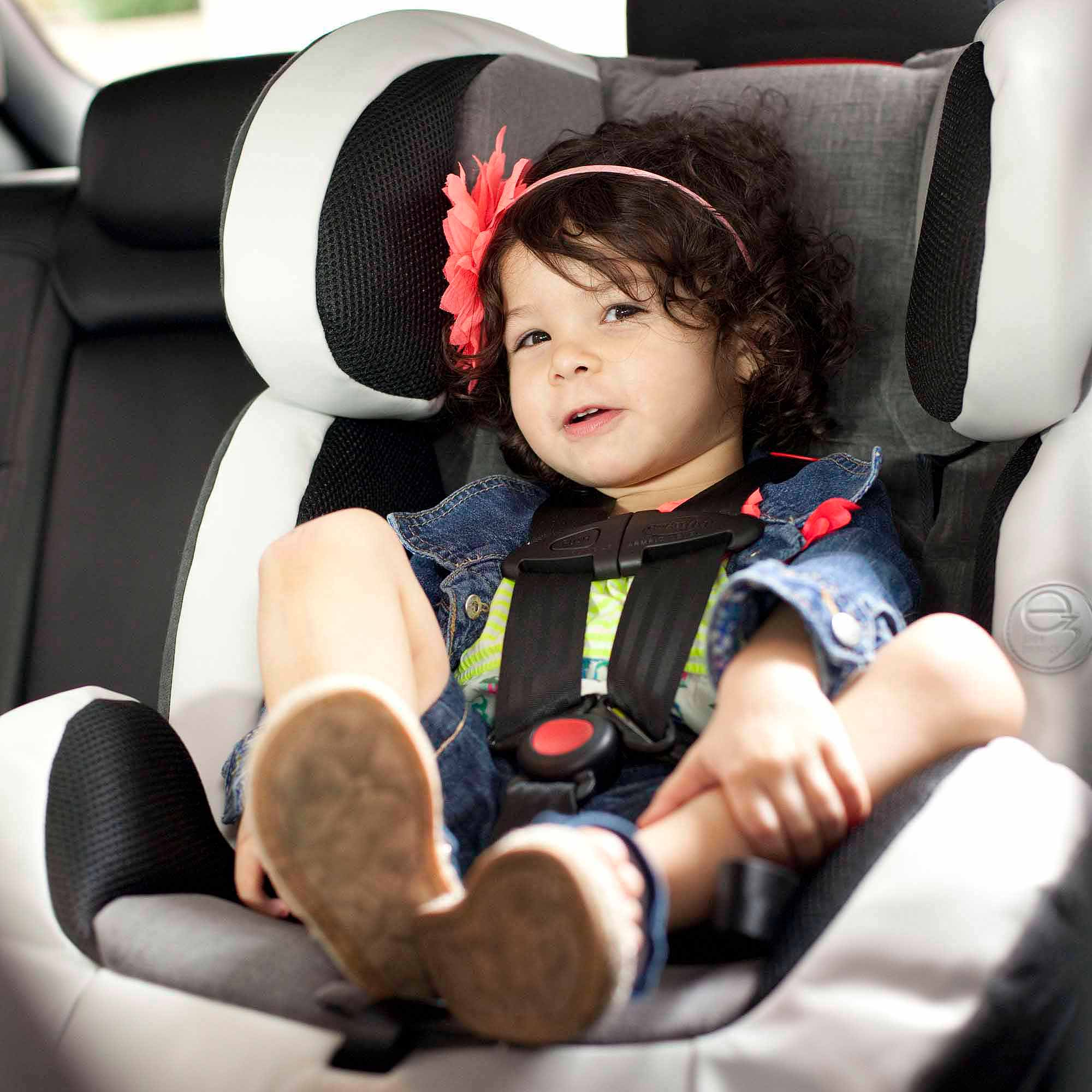 Evenflo Symphony DLX All In One Convertible Car Seat Choose Your Color