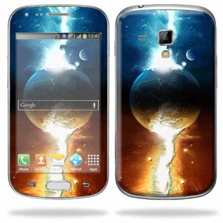Skin Decal Wrap For  Samsung Galaxy S Duos S7562 Cell Phone Sci Fi