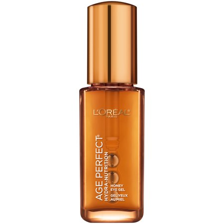 - L'Oreal Paris Age Perfect Hydra Nutrition Honey Eye Gel, Paraben Free 0.5 fl. oz.