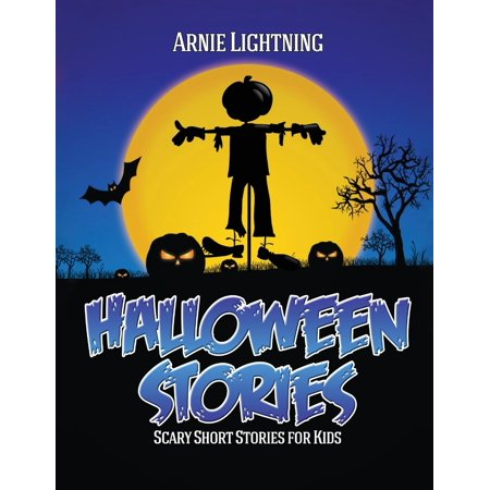 Halloween Stories: Scary Short Stories for Kids, Jokes, and Coloring Book! (Paperback)