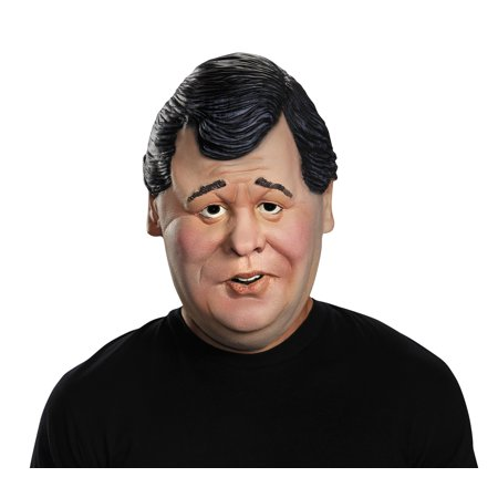 Slipknot Chris Mask (Adult Governor Chris Christie Deluxe Mask by Disguise)