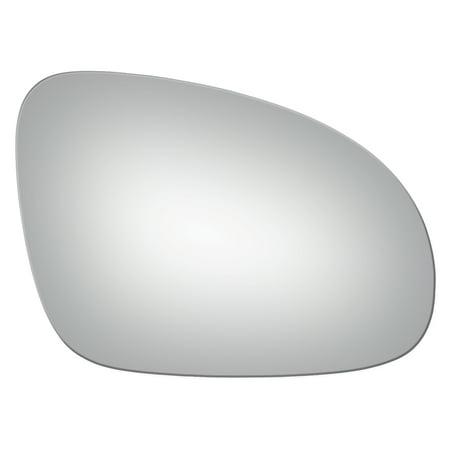 Mirror Glass for 04-14 VW Rabbit Jetta GTI EOS Passenger Side Glass Only