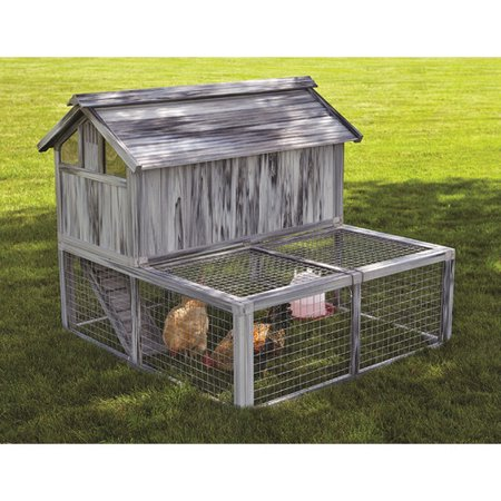 Midwest Homes For Pets Hen Haven Composite Plastic Wood