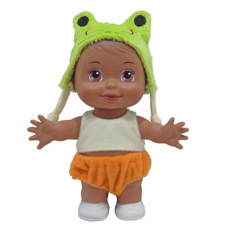 Themes For Sweet 15 (My Sweet Love 5.5-inch Animal Friends Doll, African American - Frog)