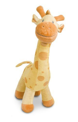"Beverly Hills Teddy Bear Company Stuffed Giraffe in Yellow, 15"" by Beverly Hills Teddy Bear Co."