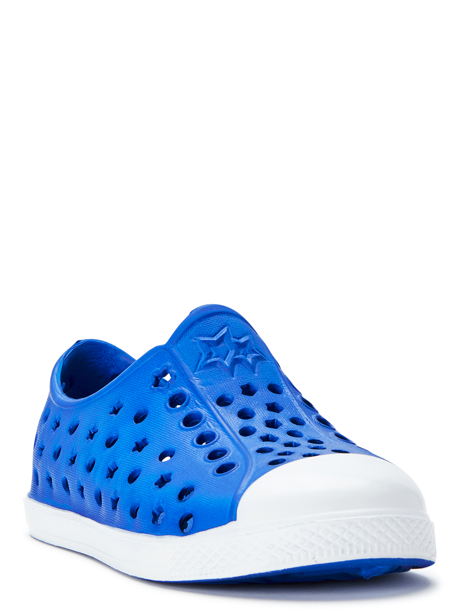NEW Boys Water Shoes Kids Medium 13-1 Black Sandals Clogs Slip On Summer Pool