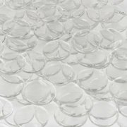 5 lbs of Glass Wafer in Clear