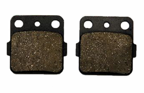 REAR BRAKE PADS FOR YAMAHA RAPTOR 125 YFM125R 2011 2012 2013 2014 2015
