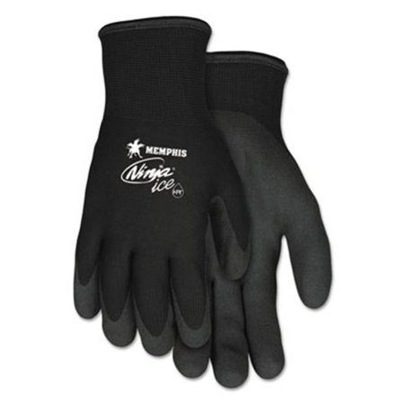 La Kings Ice Crew Halloween (Crews N9690M Ninja Ice Gloves, Medium,)