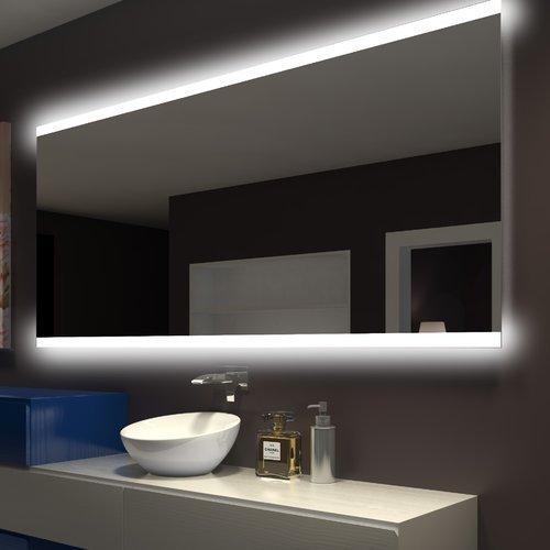 Incroyable Orren Ellis Keshwar Backlit Bathroom/Vanity Mirror   Walmart.com