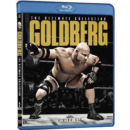 WWE: Goldberg (Blu-ray) (Full Frame)