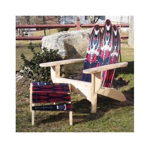 Water Ski Chair w Ottoman (Monza)