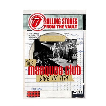 From the Vault-The Marquee Club Live in 1971 [Audio CD] ROLLING STONES - image 1 de 1
