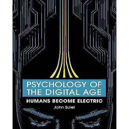 Psychology Of The Digital Age  Humans Become Electric