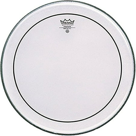 - PS0314-MP Clear Pinstripe Marching Tenor Drum Head (14-Inch), 14