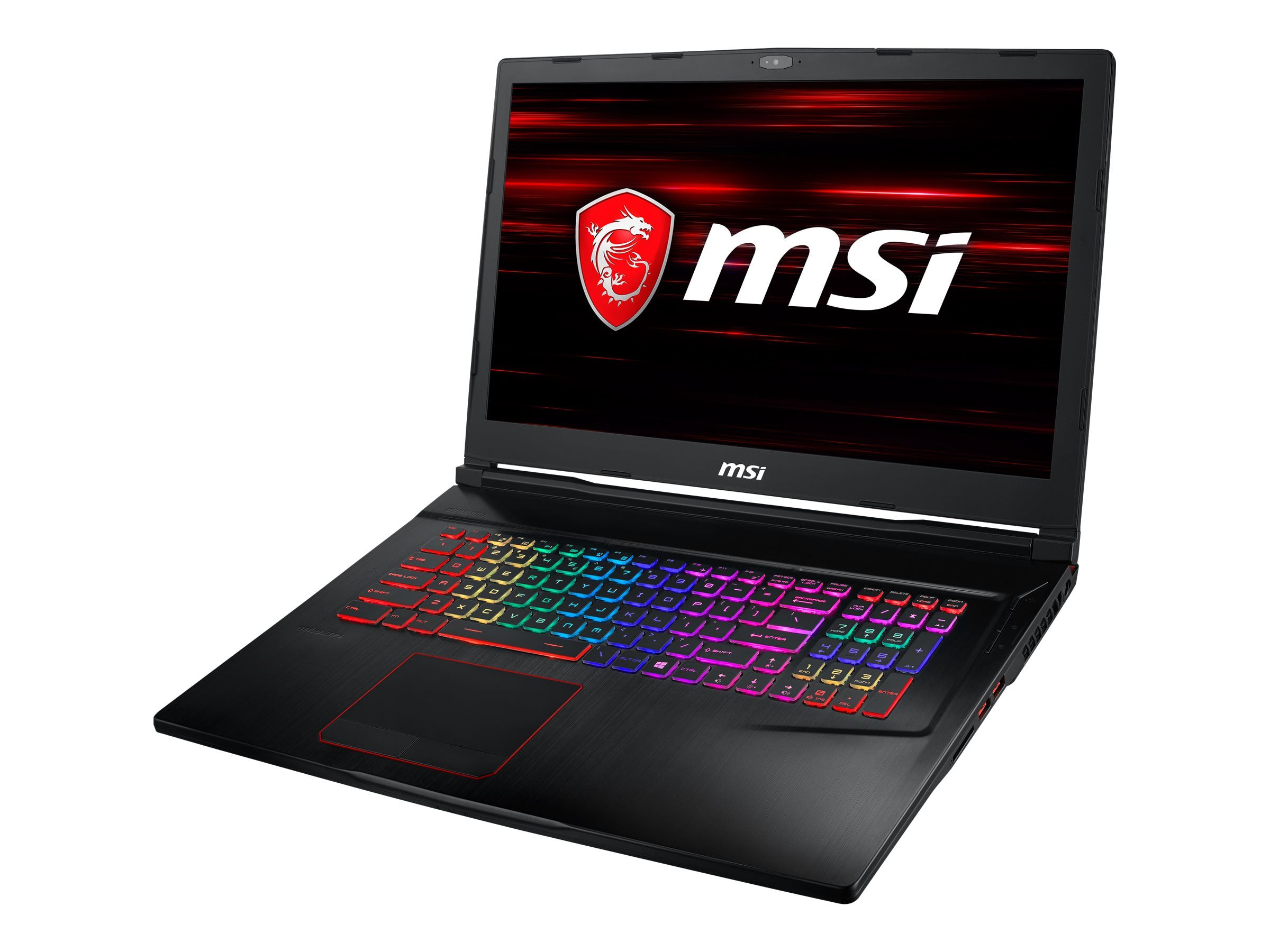 "MSI 15.6"" Gaming Laptop (6 Core i7-8750H / 16GB / 1TB HDD & 128GB SSD)"