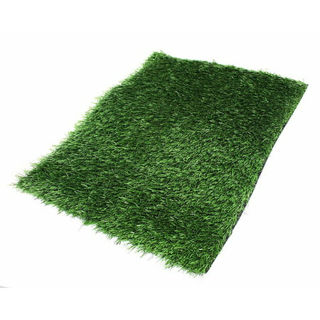 "Replacement Synthetic Grass Pet Dog Potty Patch Pee Grass Pad 25"" x 20"""