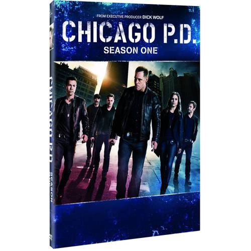 Chicago P.D.: Season One (DVD) by
