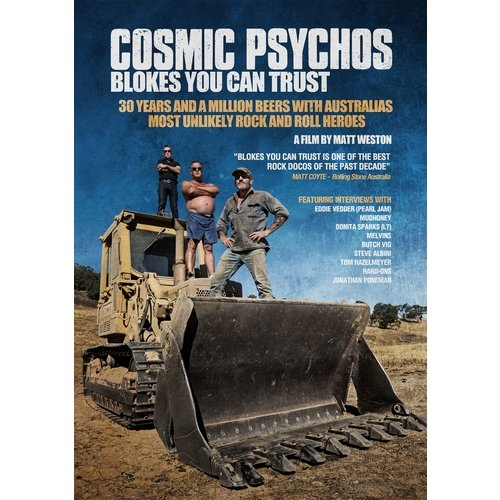 Cosmic Psychos: Blokes You Can Trust