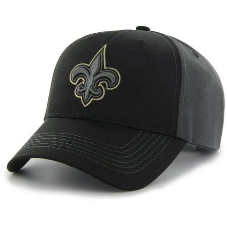 NFL New Orleans Saints Mass Blackball Cap - Fan Favorite New Orleans Womens Cap