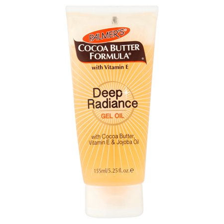 Palmer's Cocoa Butter Formula Deep Radiance Gel Oil Moisturizer, 5.25 fl (Cocoa Butter Moisturizing Body Oil)