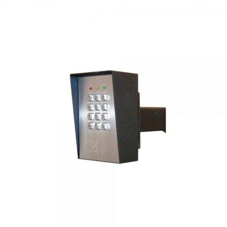 EMX KPX 100 Weather Resistant & Vandal Resistant Digital Keypad Access Control (Style Access Control Keypad)