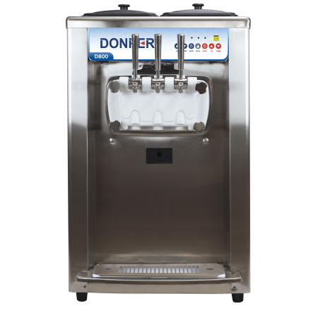 Donper Usa Commercial Grade Countertop Soft Serve Ice