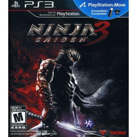 Playstation 3 - Ninja Gaiden 3