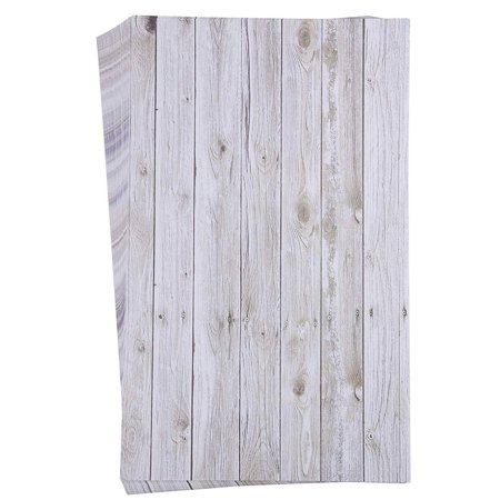 96-Sheet Stationery Paper - Rustic Wood Panel Designs, Double Sided Prints, Perfect for Printing, Copying, Crafting, Letter, Certificate, Invitations, Legal-Size, 8.5 x 14