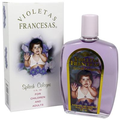 French Violets Splash Cologne 5 Oz