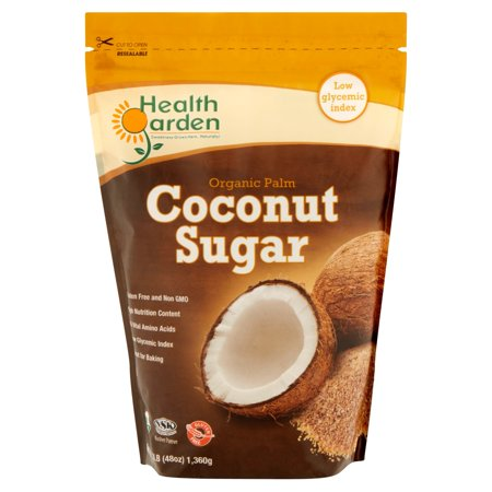 Health Garden Coconut Sugar, 48 Oz
