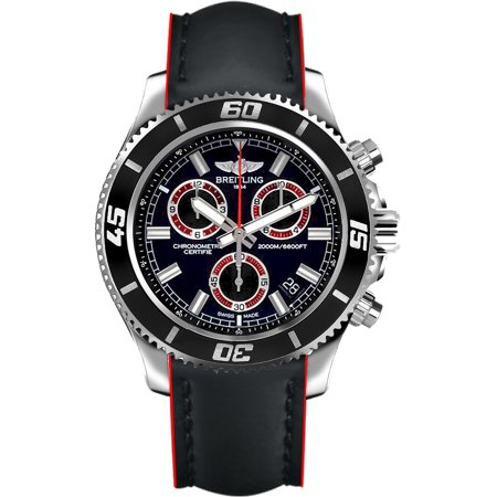 Breitling Superocean Chronograph M2000 A73310A8/BB72-233X Breitling Aeromarine Superocean Chronograph M2000 A73310A8/BB72 Battery Operated Pro Divers Watch On Sale!