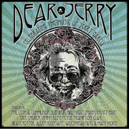 Dear Jerry: Celebrating The Music Of Jerry Garcia / Various Jerry Garcia Modern Furniture