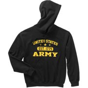 Men's Military Officially Licensed Fleece Traditional Hoodie