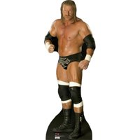 Advanced Graphics 608 Triple H - WWE Life-Size Cardboard Stand-Up