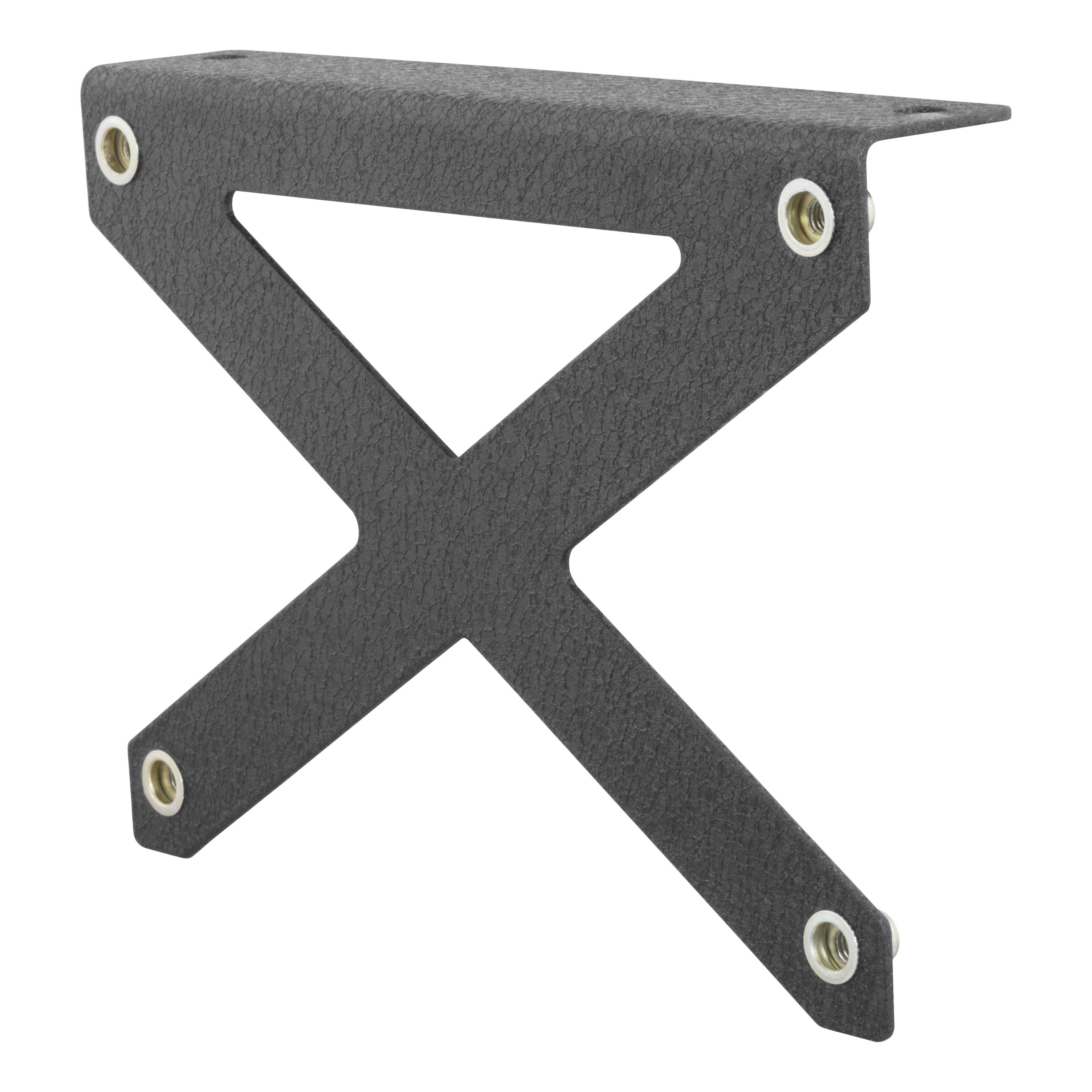 Pro Series Grille Guard License Plate Bracket