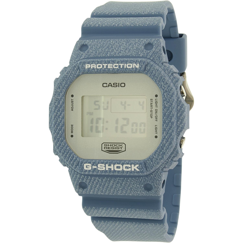 Casio G-Shock's Demin'd DW5600DC-2 Grey / Demin Resin Dig...