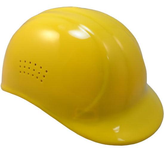 ERB SAFETY Bump Cap,Baseball Cap,Yellow 67