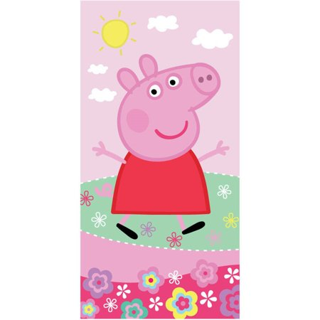 Peppa Pig 'Peppa's Pond' Kids Bath - Peppa Pig Room Decor