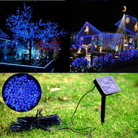 Ktaxon Fairy Solar String Lights, 60 /100 /200 LED Outdoor Waterproof Light for Garden, Patio, Wedding ,Backyard, Party