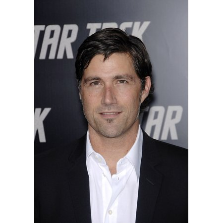 Matthew Fox At Arrivals For Star Trek Los Angeles Premiere GraumanS Chinese Theatre Los Angeles Ca April 30 2009 Photo By Michael GermanaEverett Collection