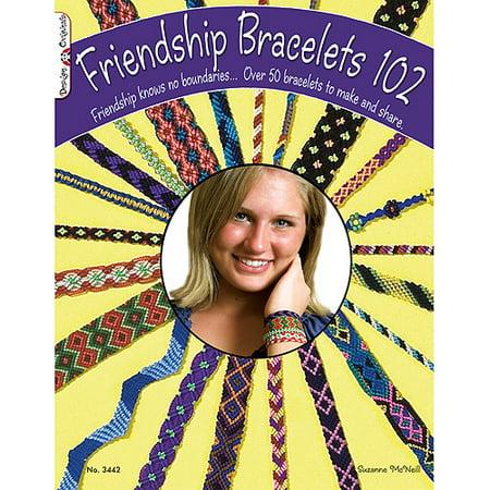 Design Originals 102 Friendship - Friendship Bracelet Designs