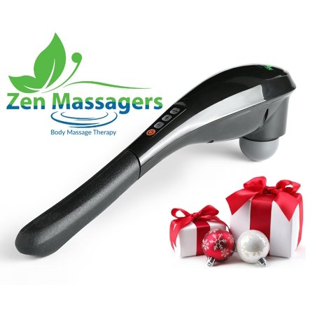 Electric Handheld Percussion Massager Neck Shoulder Back