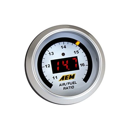 AEM PERFORMANCE ELECTRONICS 30-4110 DIGITAL WIDEBAND UEGO GAUGE WITH BOSCH LSU 4.9 (Car Electronic Tools)