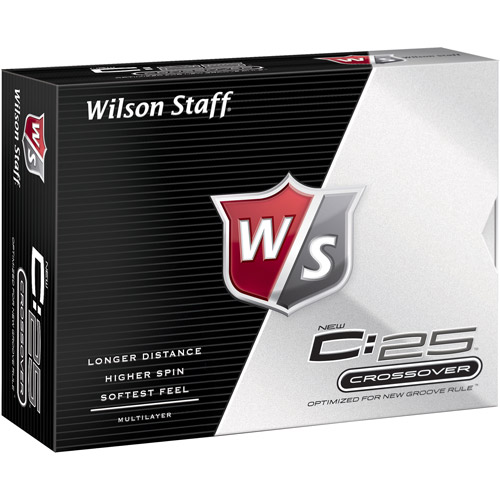 Wilson Staff C:25 Control Golf Ball, 1 Dozen