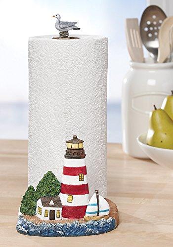 Lighthouse Letter-Napkin Holder